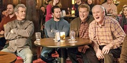 WHO'S YOUR DADDY? In Daddy's Home 2, a dad and stepdad set aside their differences to give their kids the perfect Christmas, until their own dads show up. - PHOTO COURTESY OF PARAMOUNT PICTURES
