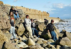 ROOTS AND SOUL CROONING Synrgy headlines a three-band reggae show at Morro Bay's The Siren on Nov. 16. - PHOTO COURTESY OF SYNRGY