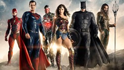 SUPER A group of superheroes led by Batman (Ben Affleck) and Wonder Woman (Gal Gadot) unite to defeat a common enemy in Justice League. - PHOTO COURTESY OF WARNER BROS. PICTURES