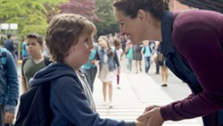 STAND OUT In Wonder, a young boy born with facial differences bravely starts public school for the first time. - PHOTO COURTESY OF LIONSGATE