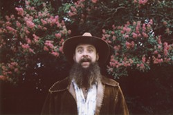 BANJO MAN Tall Tall Trees (aka Mike Savino, pictured) will open for Kishi Bashi on Nov. 24, at the Fremont Theater. - PHOTO COURTESY OF BEN ROUSE