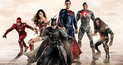 UNITED A group of superheroes led by Batman (Ben Affleck) and Wonder Woman (Gal Gadot) unite to defeat a common enemy in Justice League. - PHOTO COURTESY OF WARNER BROS. PICTURES