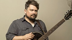 SINGER-SONGRITER GONE SOLO On Dec. 7, Sean Watkins of the Grammy-winning band Nickel Creek, brings his solo material to The Siren. - PHOTO COURTESY OF SEAN WATKINS