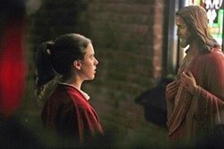 CHRIST'S BRIDE Cathleen (Margaret Qualley) commits to becoming a nun just as the Catholic Church is going through the upheaval of Vatican II reforms. - PHOTO COURTESY OF MAVEN PICTURES