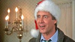 YULE CRACK ME UP! Chevy Chase stars as hapless family man Clark Griswold, who wants to spend the perfect holiday with his family but instead suffers through a comedy of errors. - PHOTO COURTESY OF WARNER BROS.