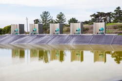 NEW BEGINNINGS With a new board director the board can move forward to working on its biggest project, the Sustainable Water Facility. - FILE PHOTO BY JAYSON MELLOM