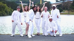 GET ON THE DANCE FLOOR! San Francisco party band The Cheeseballs will bring their soul, funk, R&B, pop, and rock cover hits to The Siren on Jan. 13. - PHOTO COURTESY OF THE CHEESEBALLS