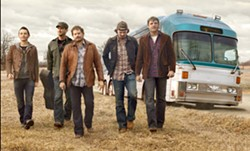 ROAD WARRIORS Hear some deeply authentic country sounds when the Randy Rogers Band plays the Fremont Theater on Jan. 24. - PHOTO COURTESY OF THE RANDY ROGERS BAND