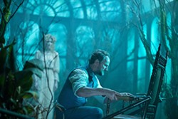 HAUNTED OR GUILTY? Psychiatrist Eric Price (Jason Clarke) is tormented over the loss of his wife, who may be connected to the Winchester house. - PHOTOS COURTESY OF BLACKLAB ENTERTAINMENT