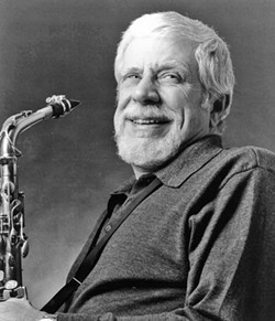 LEGEND The Famous Jazz Artist Series returns to Painted Sky on Feb. 18, with jazz saxophone legend Lanny Morgan. - PHOTO COURTESY OF LANNY MORGAN