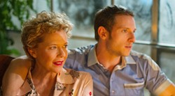 FAMOUS Follow the story of the real-life love affair between Peter Turner (Jamie Bell) and the eccentric Academy winning actress Gloria Grahame (Annette Bening) in 1978 England in Film Stars Don't Die in Liverpool. - PHOTO COURTESY OF SONY PICTURES CLASSICS