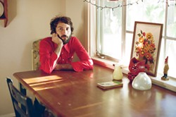 PURE CALIFORNIA Indie singer-songwriter extraordinaire, Matt Costa, plays Morro Bay's Siren on March 1. - PHOTO COURTESY OF NOLAN HALL