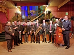 HOT JAZZ! Basin Street Regulars host SLO's Starlight Dreamband during their next Hot Swingin' Jazz concert at the Pismo Beach Vets Hall on March 25. - PHOTO COURTESY OF THE STARLIGHT DREAMBAND