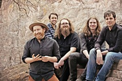 BEYOND BLUEGRASS The Lil Smokies will bring their jaw-dropping musicianship, harmony vocals, and catchy originals to The Siren on March 31. - PHOTO COURTESY OF THE LIL SMOKIES