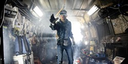 REAL LIFE In Ready Player One, Wade Watts and his friends go on a treasure hunt in a virtual world designed by its deceased creator. - PHOTO COURTESY OF WARNER BROS PICTURES