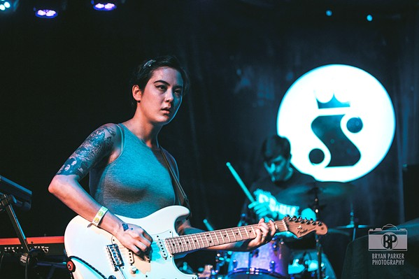 INDIE POP KCPR presents Japanese Breakfast, the solo musical project of Michelle Zauner of Little Big League, at SLO Brew on April 18. - PHOTO COURTESY OF JAPANESE BREAKFAST