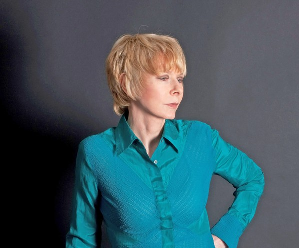 SOUTHERN BELLE Dulcie Taylor will bring her Southern charm and engaging compositions to an album release party on April 21, at Luna Red. - PHOTO COURTESY OF JANE DAVIS