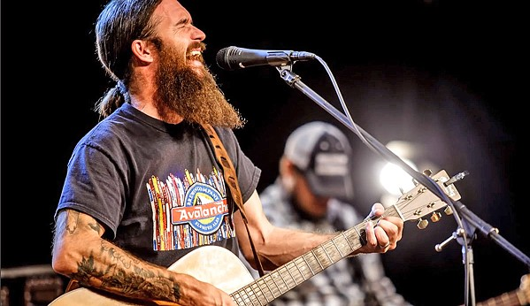 OUTLAW Cody Jinks brings his deep baritone and moody country songs to the Fremont Theater on May 2. - PHOTO COURTESY OF CODY JINKS