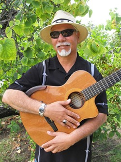 TEX-MEX HERO Grammy Award-winner Louie Ortega is one of several artists playing the free grand reopening of Pozo Saloon on May 5. - PHOTO COURTESY OF LOUIE ORTEGA