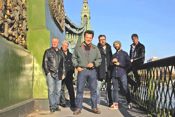 U.K. SOUL MAN The James Hunter Six brings their original soul sounds to The Siren on May 15. - PHOTO COURTESY OF THE JAMES HUNTER SIX