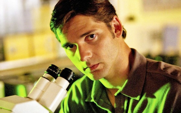 FROM BANA TO BANNER Eric Bana plays scientist Bruce Banner, the titular character's less angry alter-ego, in director Ang Lee's Hulk. - PHOTO COURTESY OF UNIVERSAL PICTURES