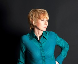 SONGBIRD Atascadero singer-songwriter Dulcie Taylor plays Paso's Concerts in the Park on June 28. - PHOTO COURTESY OF JANE DAVIS