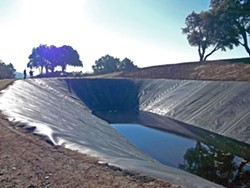 WATER BANKING DEBATE Proponents of a ban on groundwater exports in SLO County dropped their efforts to qualify a measure for the November ballot, citing complications with the ordinance language and a need for more time to build community support. - IMAGE COURTESY OF THE RESOURCE CONSERVATION DISTRICT