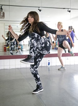 Shawna Marie, owner, Ignite Movement Studio in Morro Bay. - PHOTO BY JAYSON MELLOM
