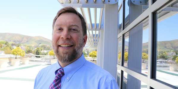 VACANCY FILLED SLO County supervisors voted unanimously on July 17 to appoint Trevor Keith, an 11-year county employee, as the next director of the Planning and Building Department. - PHOTO COURTESY OF SLO COUNTY
