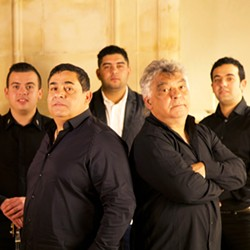KINGS The Gipsy Kings will bring their flamenco, rumba, and salsa sounds to Vina Robles Amphitheatre on Aug. 4. - PHOTO COURTESY OF THE GIPSY KINGS