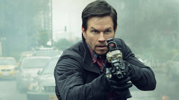 ELITE James Silva (Mark Wahlberg) is an elite CIA operative tasked with transporting an asset with vital information through hostile territory, in Mile 22. - PHOTO COURTESY OF STX ENTERTAINMENT