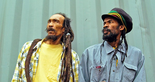 THE SOURCE Roots reggae harmony group Israel Vibration plays The Siren on Aug. 30, delivering authentic Jamaican sounds. - PHOTO COURTESY OF ISRAEL VIBRATION