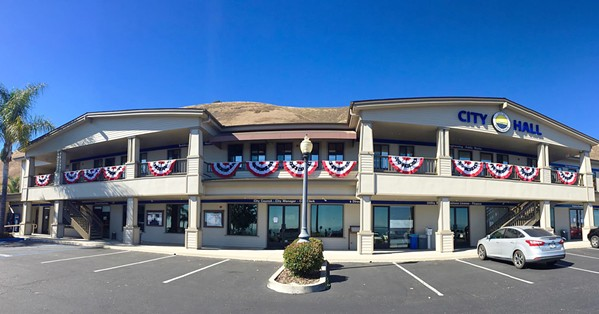 PERFECT POLICY? Pismo Beach City Council opted to cancel citywide elections for this November after no candidates filed to run against the council's incumbents. - PHOTO COURTESY OF THE CITY PISMO BEACH