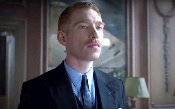DR. BOO! Dr. Faraday (Domhnall Gleeson) is called to a country estate to care for the Ayers family, only to discover their lives entwine with his own, in the horror-mystery The Little Stranger. - PHOTO COURTESY OF BLACK BEAR PICTURES
