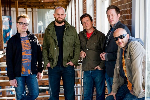 NOLA FUNKSTERS Galactic brings their funky instrumental sounds to the Fremont Theater on Sept. 17. - PHOTO COURTESY OF GALACTIC