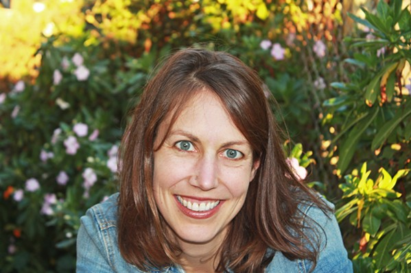 LOCAL AUTHOR Journalist and author Katya Cengel is based in San Luis Obispo and teaches introduction to news writing and global communications in the Cal Poly Journalism Department. - PHOTO COURTESY OF KATYA CENGAL