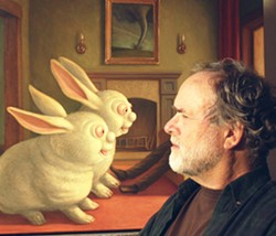 LOCAL ARTIST Satirical and whimsical artist Mark Bryan is based in Arroyo Grande. - PHOTO COURTESY OF MARK BRYAN
