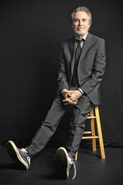 THE HITMAKER JD Souther has written songs for the Eagles, Linda Ronstadt, and Roy Orbison; hear the man himself on Oct. 17, at the Fremont Theater. - PHOTO COURTESY OF JD SOUTHER