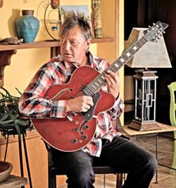 DOUBLE-E IN MB Neo-folk artist Easton Everett plays the Morro Bay Wine Seller in Oct. 12. - PHOTO COURTESY OF EASTON EVERETT