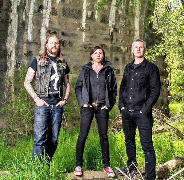 WELCOME TO THE UNDERBELLY On Oct. 26, punkgrass superstars The Devil Makes Three returns to the Madonna Inn Expo Center with their new album, Chains Are Broken, that explores loss on the seedy side of town. - PHOTO COURTESY OF JAY WESTCOTT