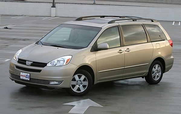HIT AND RUN CHP investigators are looking for a gold Toyota Sienna minivan in connection with a fatal hit-and-run collision that killed a 22-year-old man in Paso Robles Oct. 11. - PHOTO BY COUTESY OF THE CALIFORNIA HIGHWAY PATROL