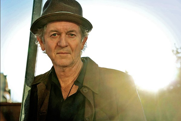 TUNESMITH Double Grammy Award winner and Americana singer-songwriter Rodney Crowell plays the Fremont on Nov. 18. - PHOTO COURTESY OF RODNEY CROWELL