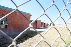 FOR SALE The Paso Robles City Council will meet on Nov. 20 to discuss the potential acquisition of state-owned property housing the shuttered Estrella Juvenile Correctional Facility (pictured) on Airport Boulevard. - FILE PHOTO BY DYLAN HONEA-BAUMANN