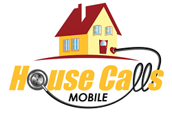 CHECKUPS FROM HOME Courtney Farr is helping people visit their doctor from virtually anywhere with House Calls Mobile. - PHOTO COURTESY OF HOUSE CALLS MOBILE