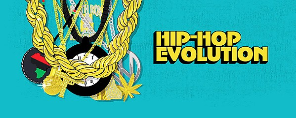 MUSIC REVOLUTION Take a trip back to the beginnings of hip-hop with Canadian hip-hop artist and journalist Sadrach Kabango, in the Netflix series Hip-Hop Evolution. - PHOTO COURTESY OF NETFLIX