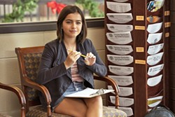 NOT SO INNOCENT Fifteen-year-old Lizzy (Isabela Moner) drives her foster parents crazy, manipulating and disobeying them at every turn. - PHOTOS COURTESY OF PARAMOUNT PICTURES