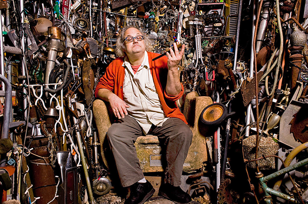MAN, MYTH, LEGEND Dr. Eugene Chadbourne returns to SLO on Dec. 13 for an intimate show at A Satellite of Love. - PHOTO COURTESY OF FELIX GROTELOH