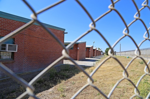 UP FOR SALE The 137-acre property that houses the former Estrella Juvenile Correctional Facility in Paso Robles is up for sale to private developers. The city of Paso declined to purchase it due to financial concerns. - FILE PHOTO BY DYLAN HONEA-BAUMANN