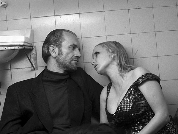 LOVE AND WAR Wiktor (Tomasz Kot) and Zula (Joanna Kulig) fall in love and dream of escaping Communist Poland for France, in Cold War, set in the 1950s. - PHOTO COURTESY OF OPUS FILM