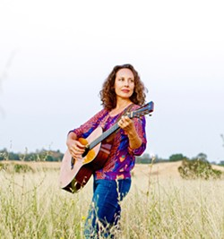 SONGBIRD Ynana Rose and friends plays D'Anbino on Feb. 10, performing her original Americana mix of folk, country, blues, and jazz. - PHOTO COURTESY OF CAROLYN EICHER